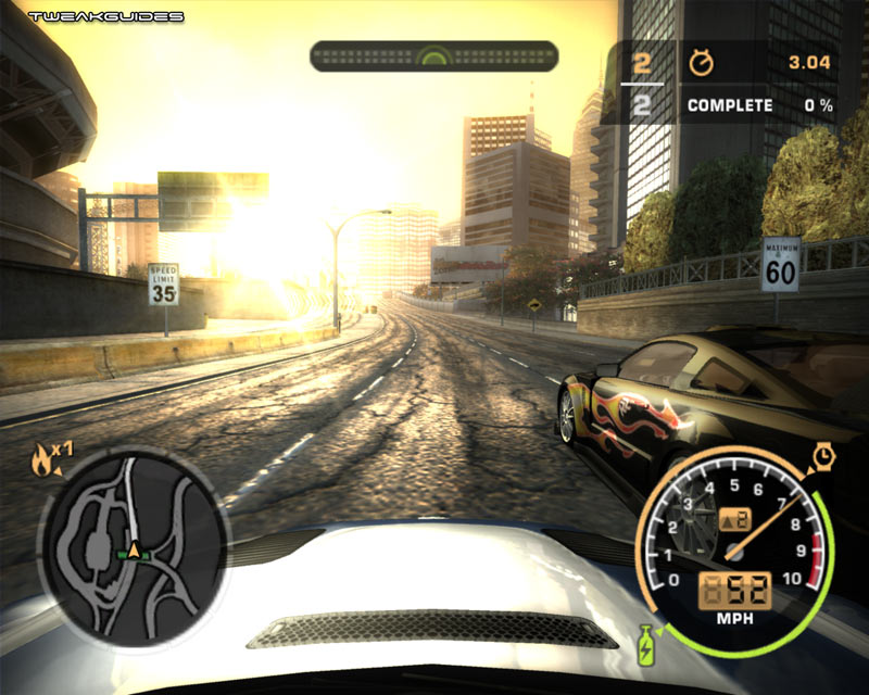 Tweakguides Com Need For Speed Most Wanted Tweak Guide